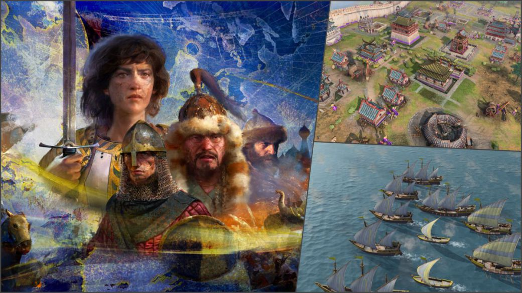 Age of Empires 4: release date, price and trailers
