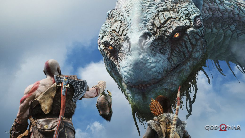 God of War for PC has been adapted by an external studio
