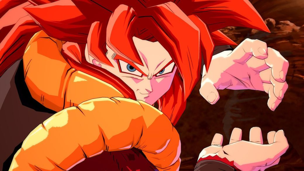 Dragon Ball: this is the spectacular transformation of Gogeta SSJ4 Limit Breaker