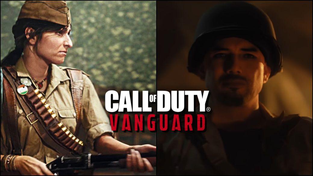 CoD Vanguard presents two operators, who are Daniel Take Yatsu and Padmavati Balan?