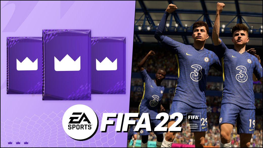 FIFA 22 and Prime Gaming Team Up;  how to redeem the first envelope at no additional cost