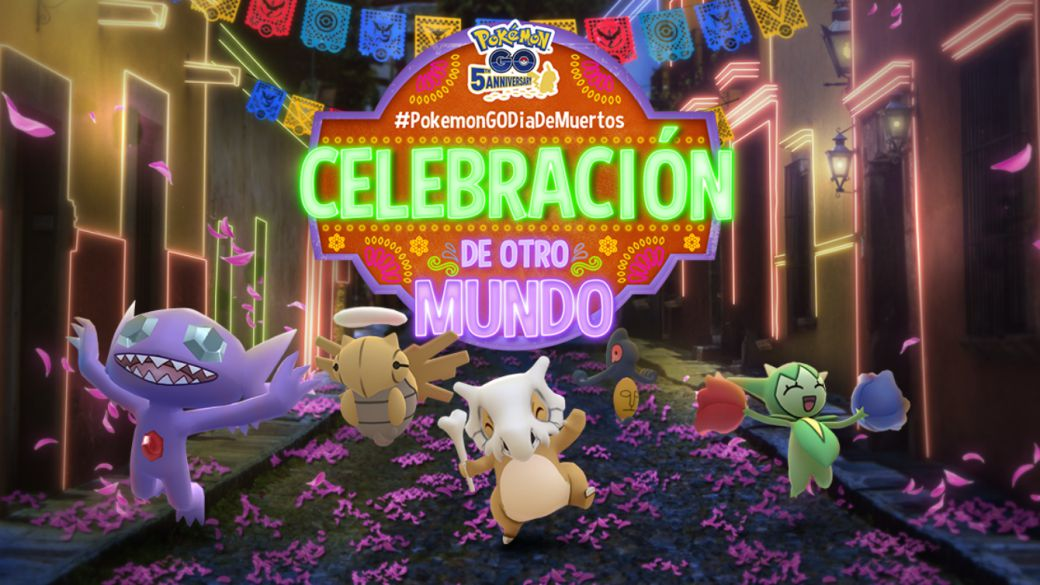 Pokémon GO - Day of the Dead event: date, time, bonuses, challenges and more