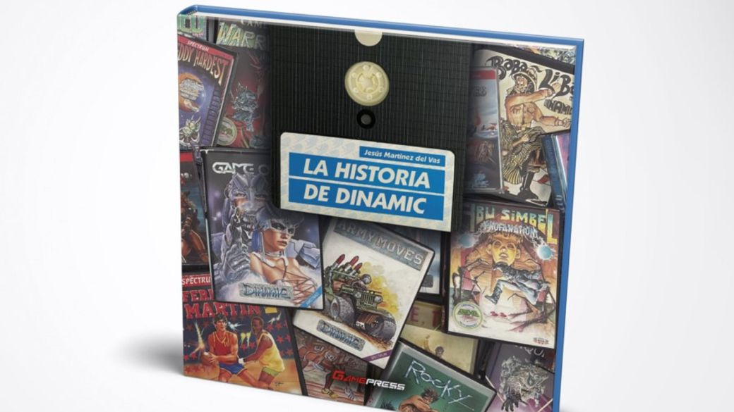 The history of Dinamic Multimedia will be uncovered in a new book by Game Press