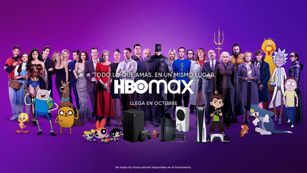 HBO Max: how to download the app on PS5, PS4 and Xbox