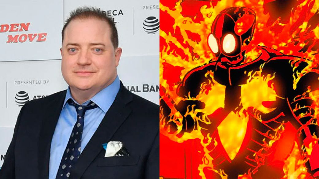 Brendan Fraser will be the villain of the film Batgirl: the arsonist of Gotham Firefly?