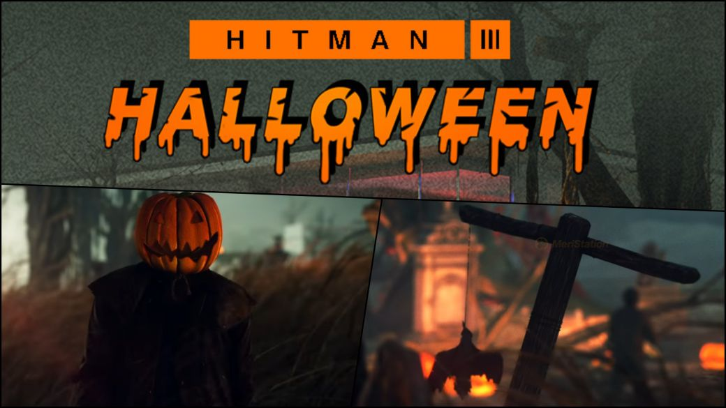 Hitman 3 will celebrate Halloween with a free event;  rewards, dates and more