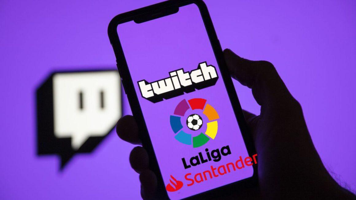 LaLiga emitirá en Twitch los resúmenes de cada partido de la jornada