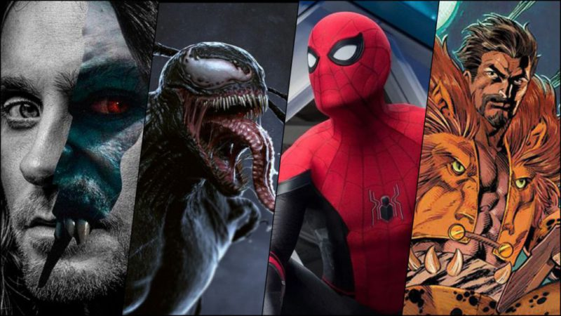 Sony is preparing two new Marvel movies for 2023, what options are there?