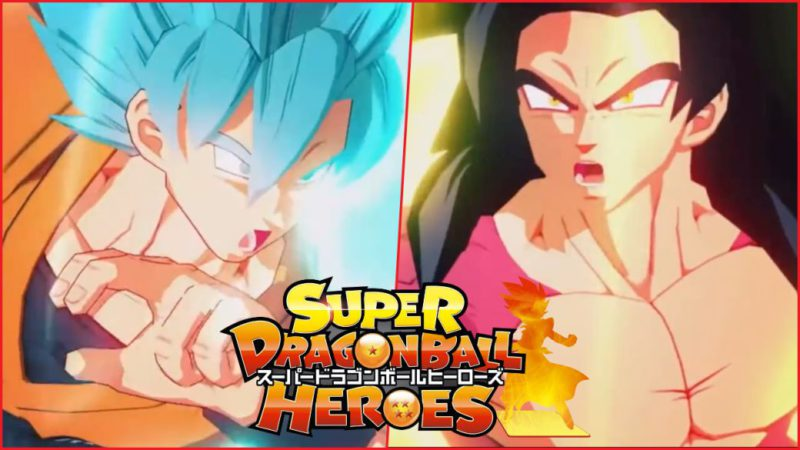 Super Dragon Ball Heroes: Ultra God Mission Announced;  date and first trailer