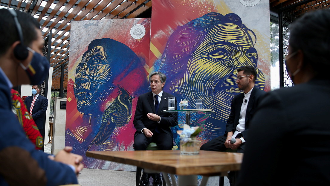 ¿Un cambio de era? Cómo la gira relámpago de Blinken reconfigura la agenda de EE.UU. con Colombia