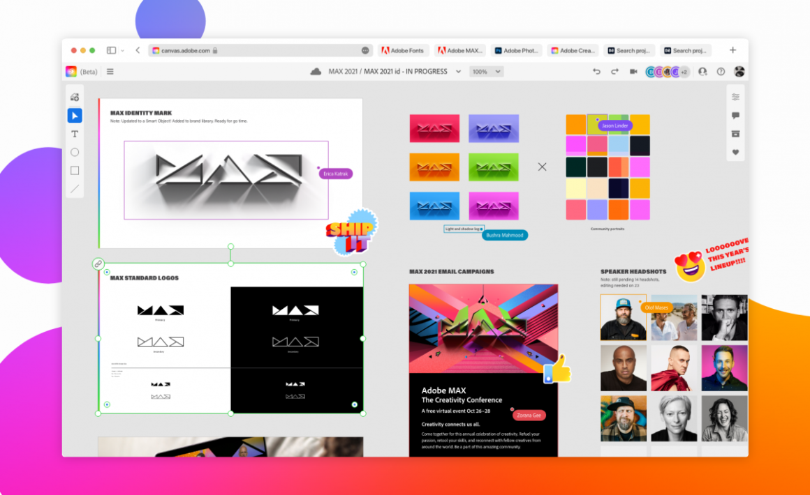 Adobe Creative Cloud is moving to the web