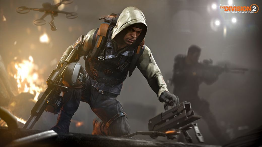 The Division 2 delays its ambitious update to 2022;  Massive explains it