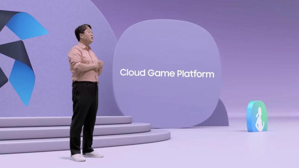 Samsung announces a cloud gaming platform for its Smart TVs