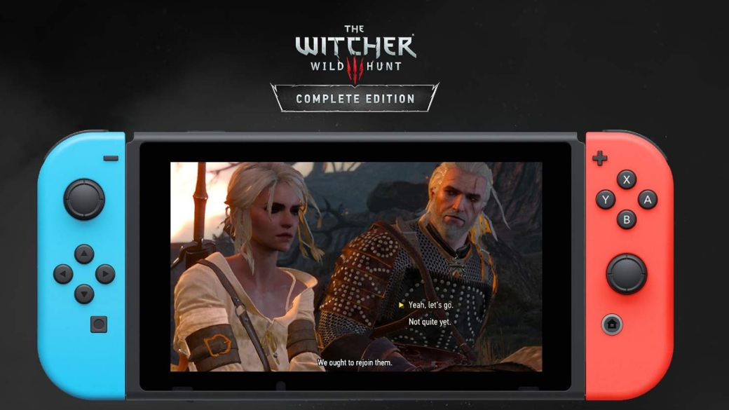 """The studio that adapted The Witcher 3 to Switch: """"Pro model is not required"""""""