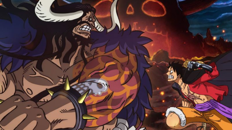 One Piece: what is the title of episode 1,000 of the anime?