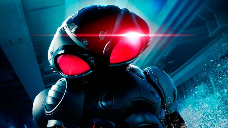 The canceled spinoff of DC's La Trench was actually a secret Black Manta movie