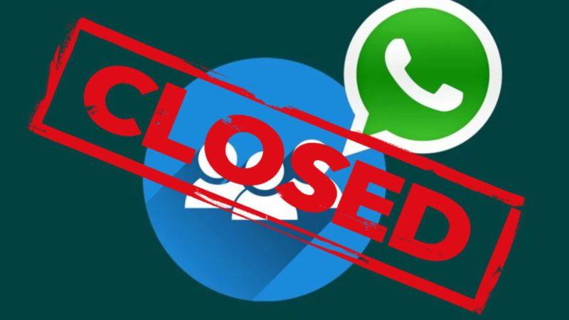 ¿Cuándo WhatsApp podría eliminar un grupo y su historial para siempre?