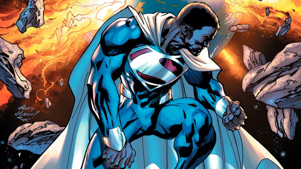 Val Zod's Superman Limited Series by Michael B. Jordan Already Has Writers