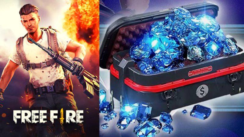 Free Fire: how to get free diamonds (2021)