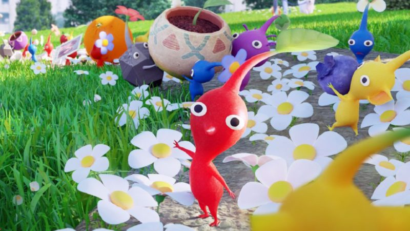 Pikmin Bloom is Niantic's latest collaboration with Nintendo, and its release on iOS and Android is imminent
