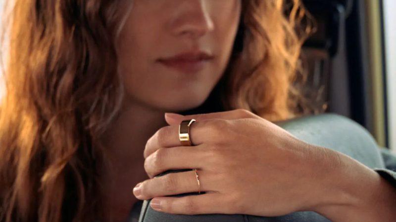 Oura, un anillo que mide tu oxígeno en sangre y el ciclo menstrual