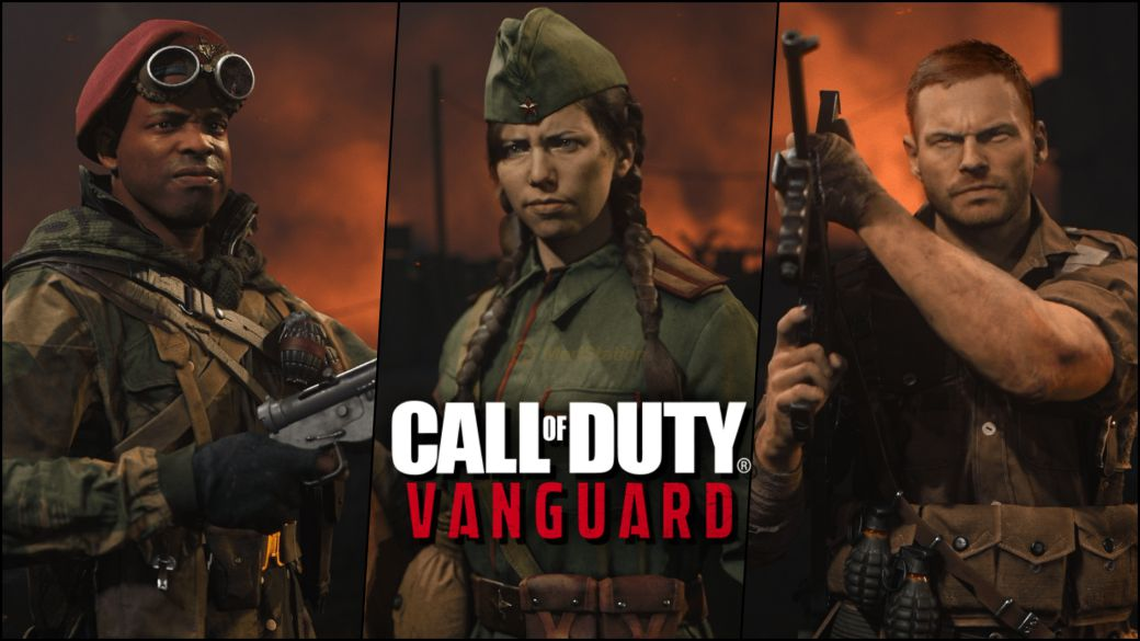 Call of Duty: Vanguard, when will it be possible to preload and how much free space does it need?