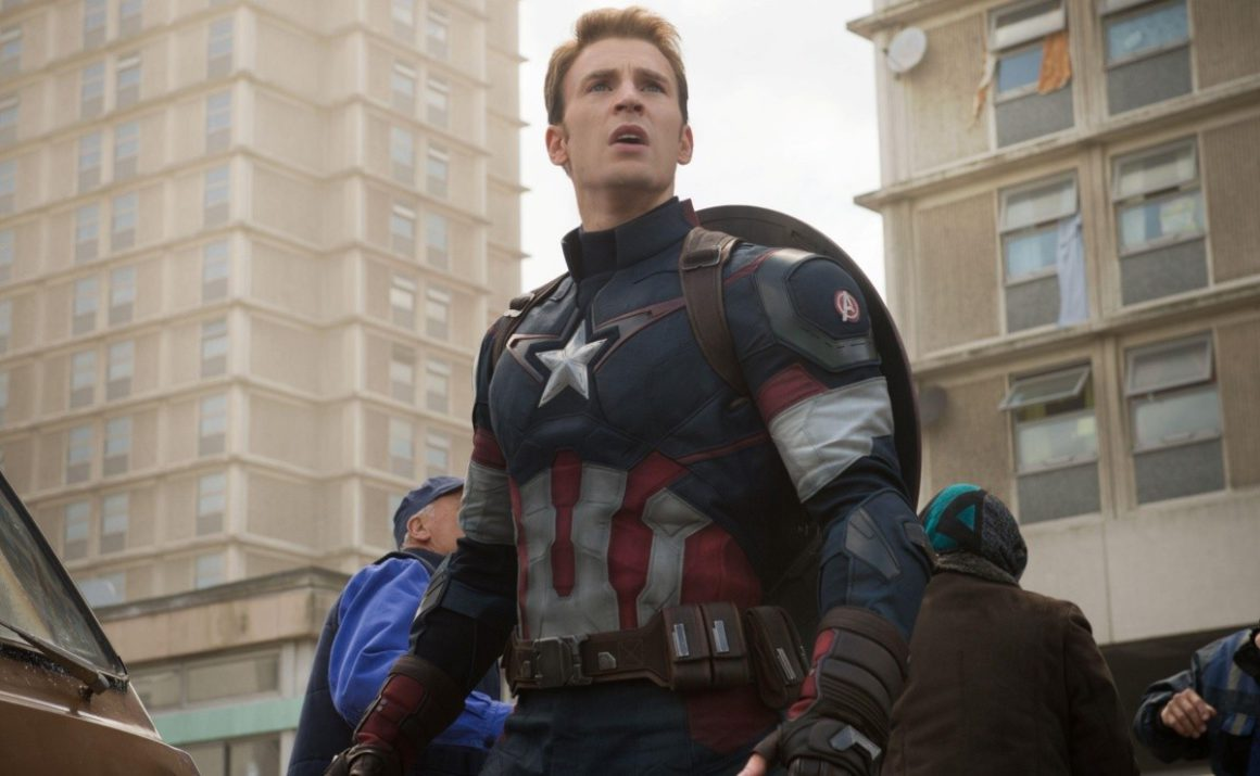 Chris Evans' nod to Captain America in the Lightyear trailer