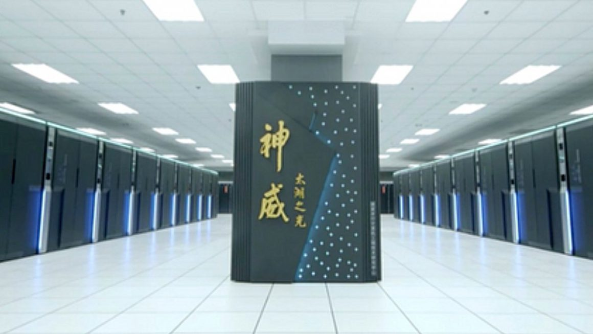 Supercomputers: China is probably already in the exaflops area