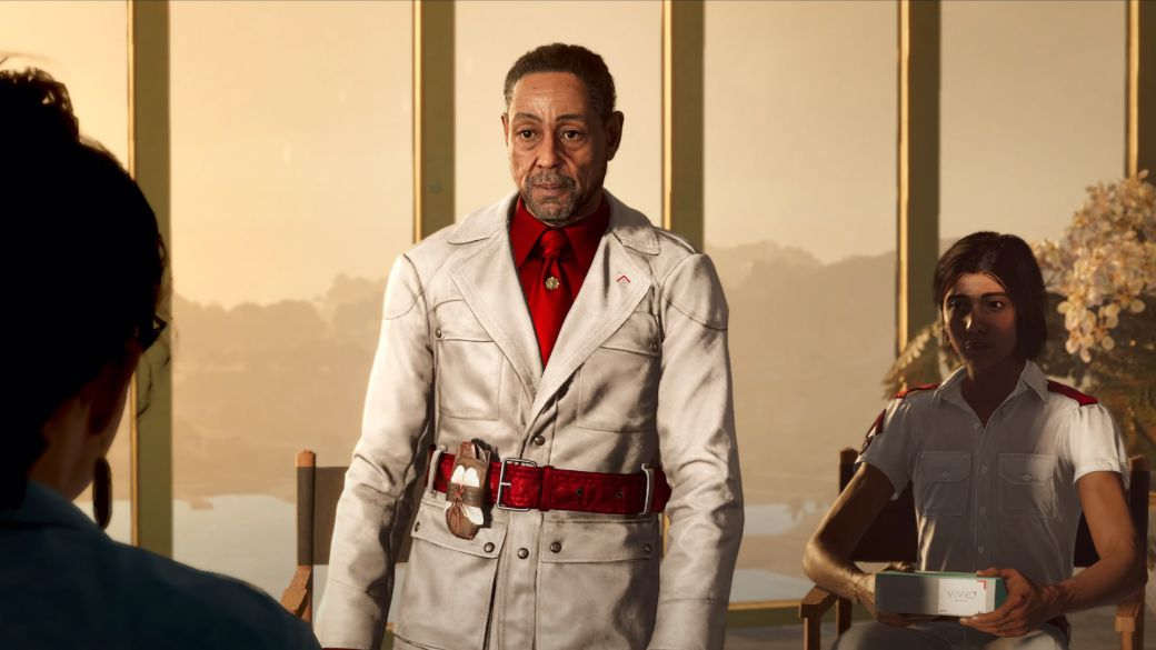 """The President in an email to Far Cry 6 players: """"You disappoint me"""""""