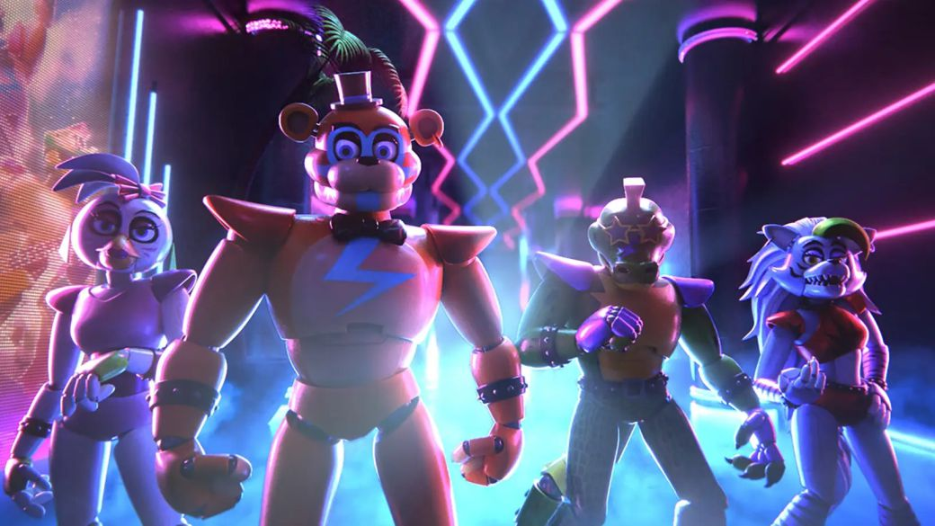 Five Nights at Freddy's: Security Breach Already Dated;  new gameplay trailer