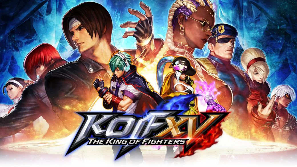 The King of Fighters XV confirms an open beta: date, modes and fighters