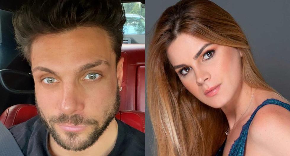 "Nicola Porcella denies romantic relationship with Catherine Civiero, her partner in ""Guerreros México"" - MAG."