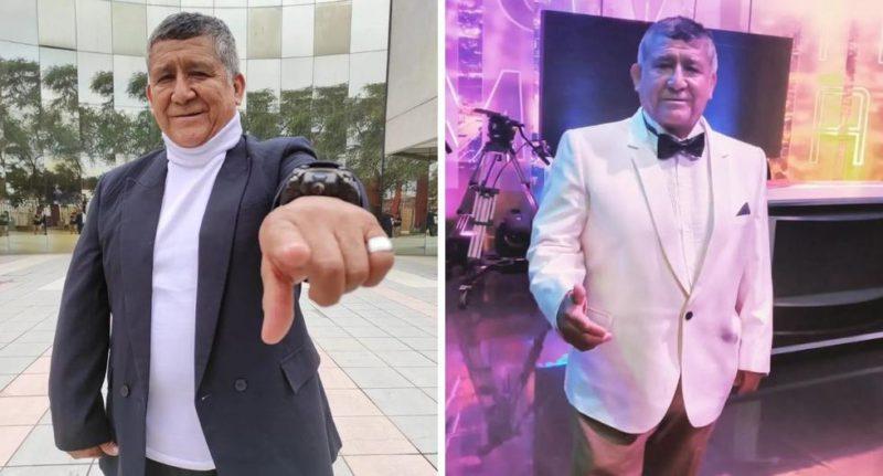 "Mito Plaza sings ""Toda una vida"" to his deceased wife after lifting the ""La Voz Senior"" trophy    VIDEO - MAG."