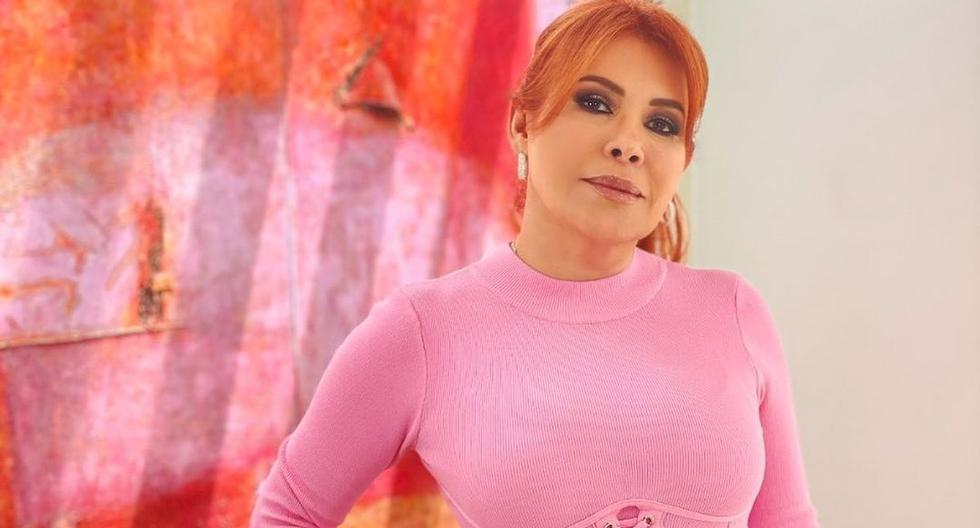 Magaly Medina advises women to enjoy being single and stay away from toxic men (VIDEO) - MAG.