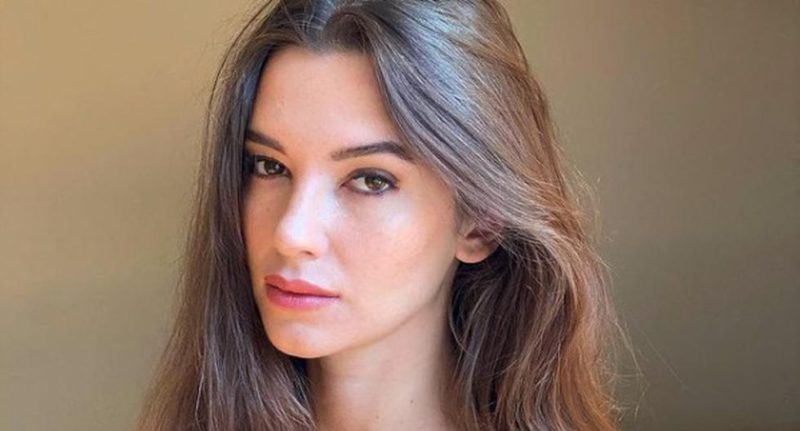 """""""Beauty has lost strength for me"""": Leyla Lydia Tugutlu, the actress of """"My daughter"""" who is more than a pretty face"""