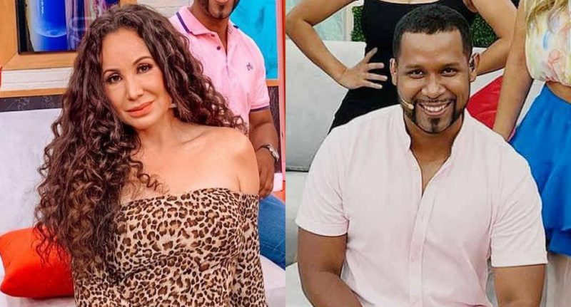 """Janet Barboza trolls 'Giselo' and he responds: """"How is he going to destroy me like this!""""  