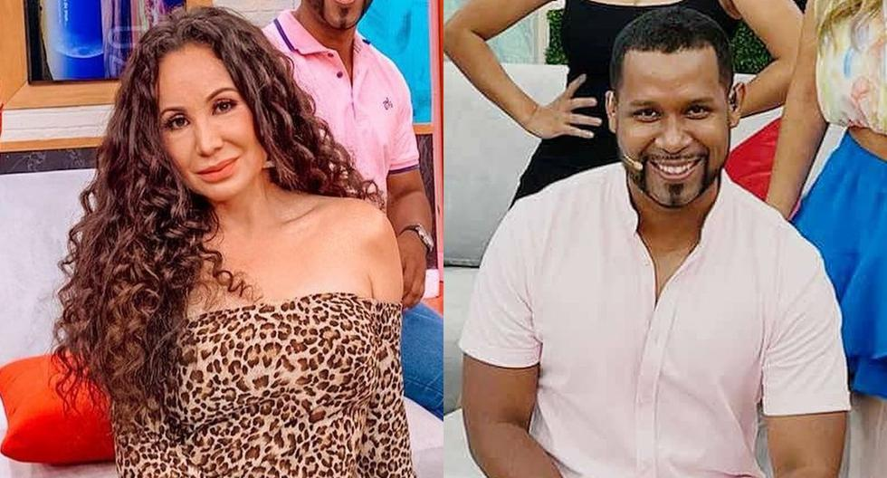 """Janet Barboza trolls 'Giselo' and he responds: """"How is he going to destroy me like this!""""     VIDEO - MAG."""