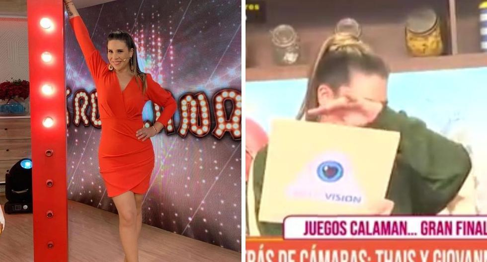 """""""Women in command"""": Thaís Casalino cries and refuses to continue competing in a challenge inspired by """"The Squid Game"""" What happened to him?  - MAG."""