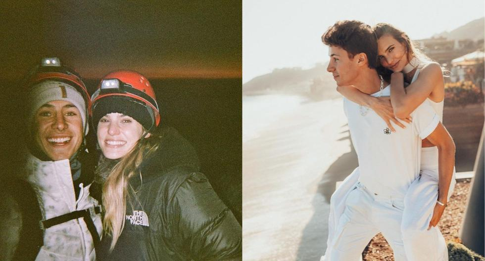 The expected reunion of Macarena Achaga and Juanpa Zurita after two separate months - MAG.