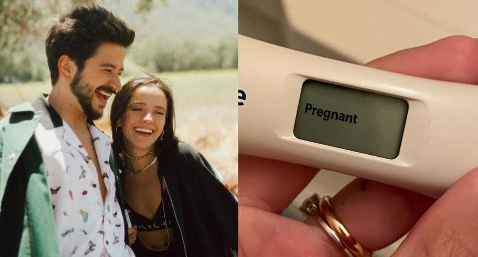 """Camilo and Evaluna Montaner after revealing that they will become parents: """"The Tribe is growing!""""  - MAG."""