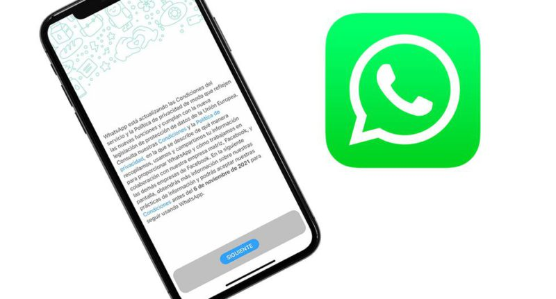 What will happen on your cell phone if you do not accept the new WhatsApp policies before November 6 - MAG.