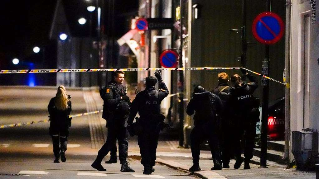 A man armed with a bow and arrows killed and wounded several people in Norway