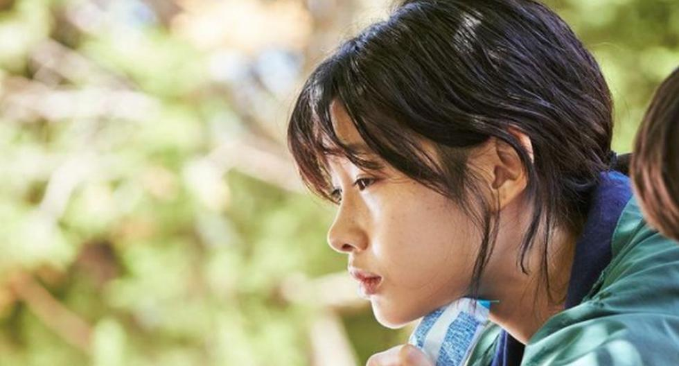 """""""The Squid Game"""": the scene that made HoYeon Jung cry, the actress who plays Kang Sae-byeok"""