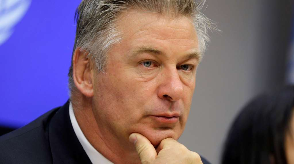 """According to an email from a union, the weapon Alec Baldwin fired in the accident had """"a real bullet"""""""