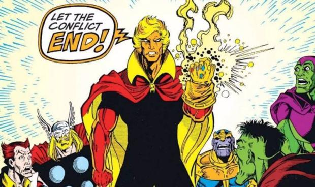 Adam Warlock in Marvel comics (Photo: Marvel Comics)
