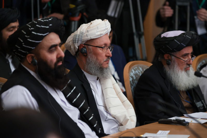 Afghanistan: Moscow calls for financial support to stabilize the Taliban government    International
