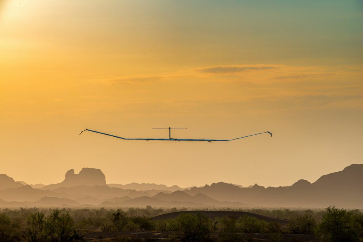 Airbus' Zephyr S pseudosatellite is flying higher than ever before