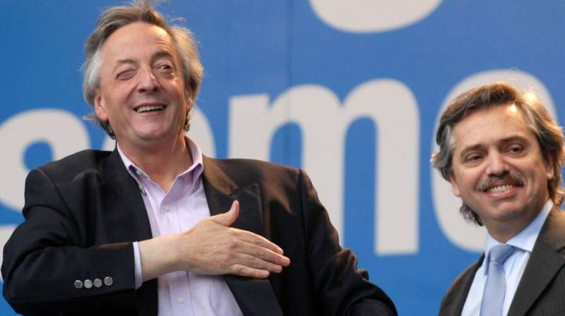 """Alberto Fernández recalled Néstor Kirchner 11 years after his death: """"Every day his absence is more noticeable;  he wanted to change reality without doing crazy things """""""