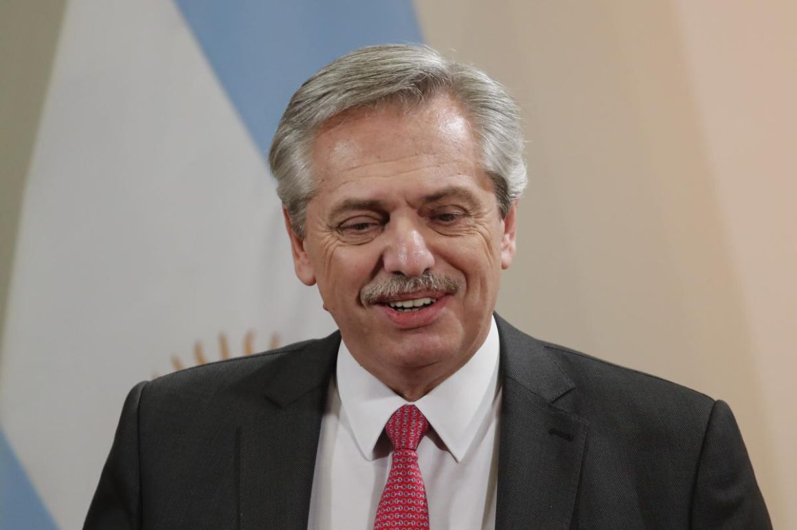 """Alberto Fernández wants a """"quick agreement"""" with the IMF and """"buy time"""" to pay the debt"""