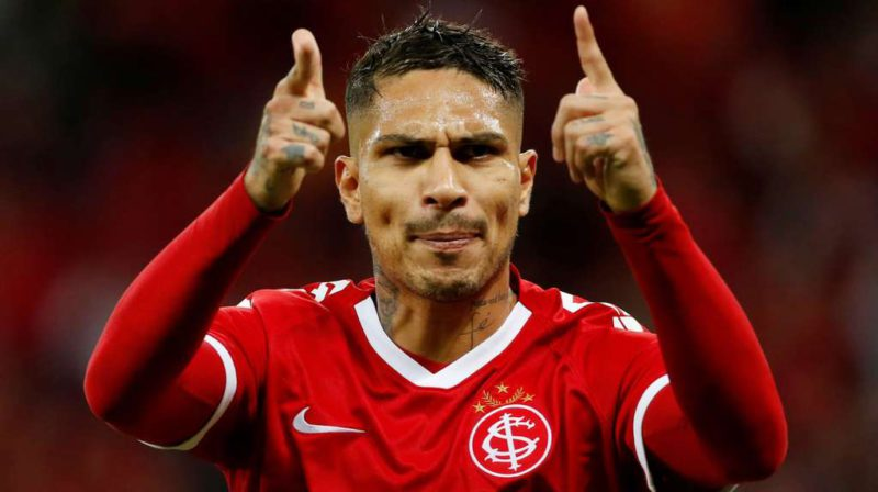 An opportunity for Boca ?: Paolo Guerrero resigned with Inter de Porto Alegre and is a free footballer